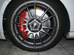Brembo 18Z 6-pot 350 mm
